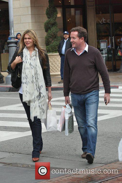 Out shopping together at The Grove mall in...