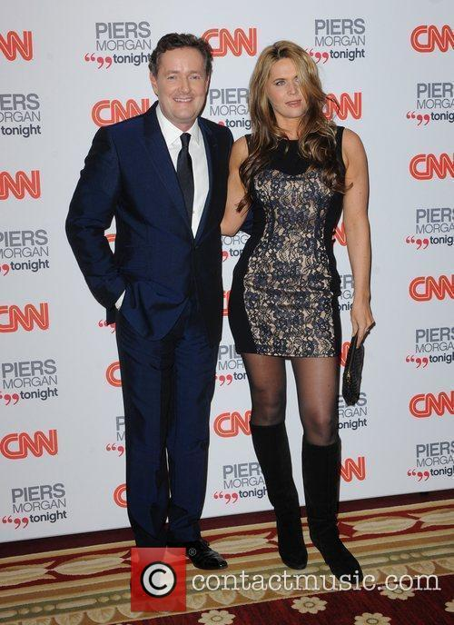 Piers Morgan and Cnn 6