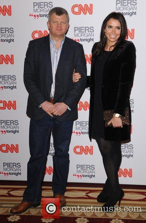 Adrian Chiles, Christine Bleakley, Cnn and Piers Morgan 4
