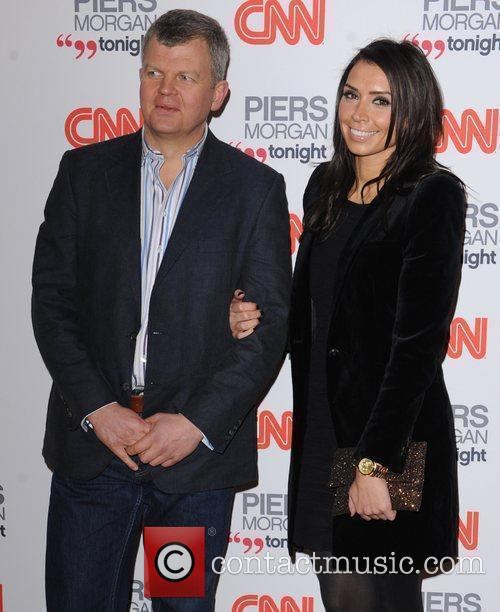 Adrian Chiles, Christine Bleakley, Cnn and Piers Morgan 2