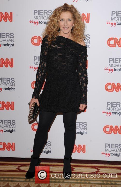 Kelly Hoppen, Cnn and Piers Morgan 2
