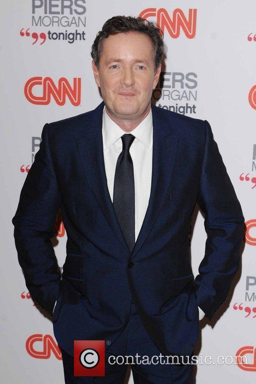 Piers Morgan and Cnn 8