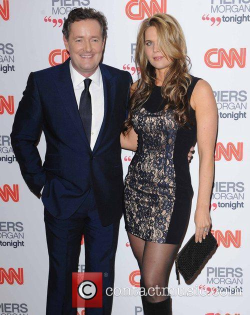 Piers Morgan and Cnn 10