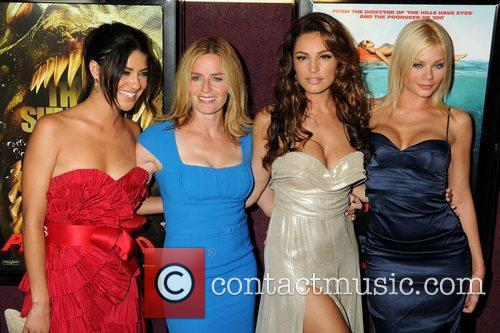 Jessica Szohr, Elisabeth Shue and Kelly Brook