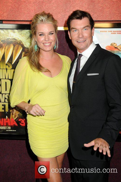 Rebecca Romijn and Jerry O'connell 1