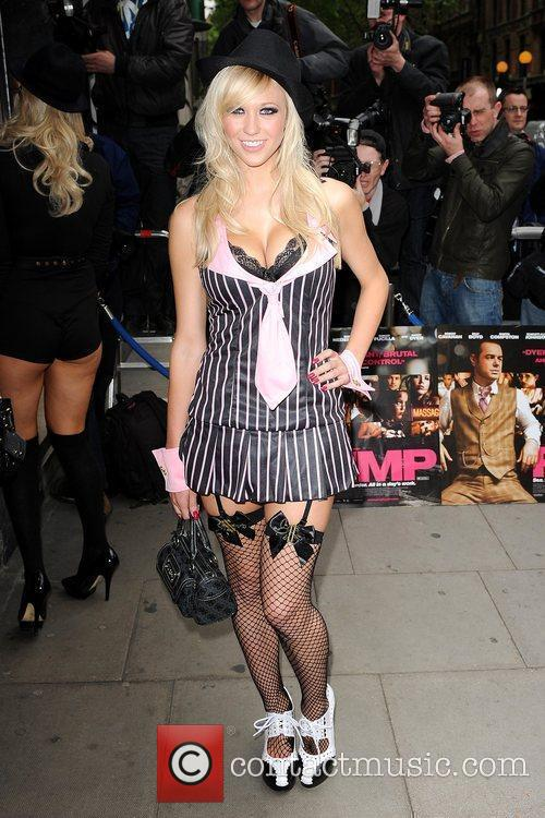 Sophie Reade World premiere of 'Pimp' at the...