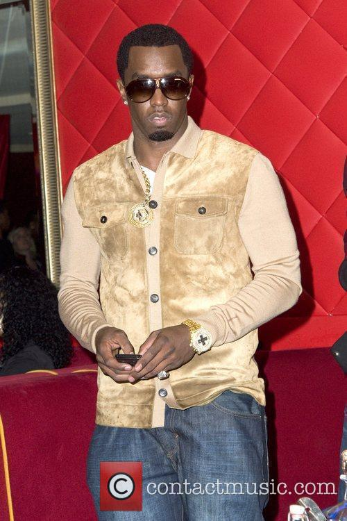 Sean Combs aka Diddy hosts Pink Party for...