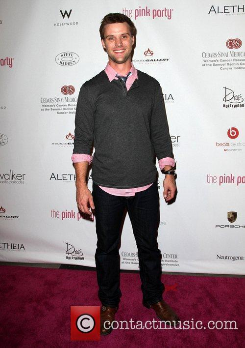 Jesse Spencer and Pink 2
