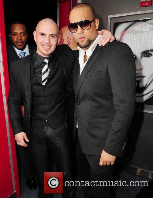 Pitbull and Celebration 1