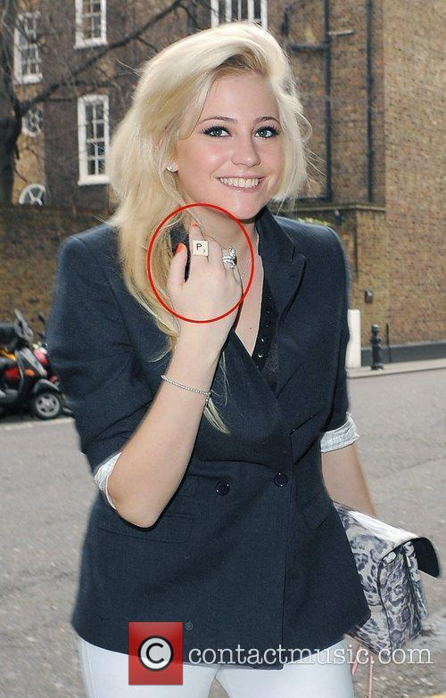 Pixie Lott out and about in Kensington. Pixie...