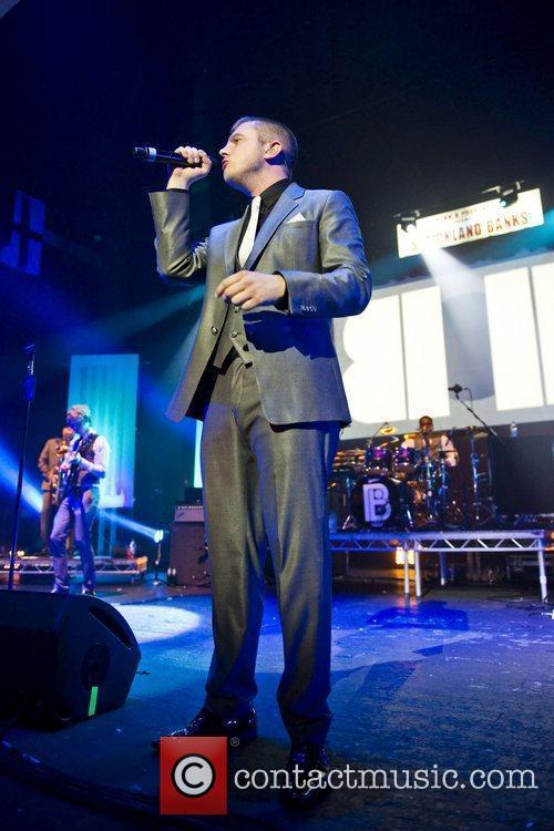 Plan B aka Ben Drew performing at Brixton...