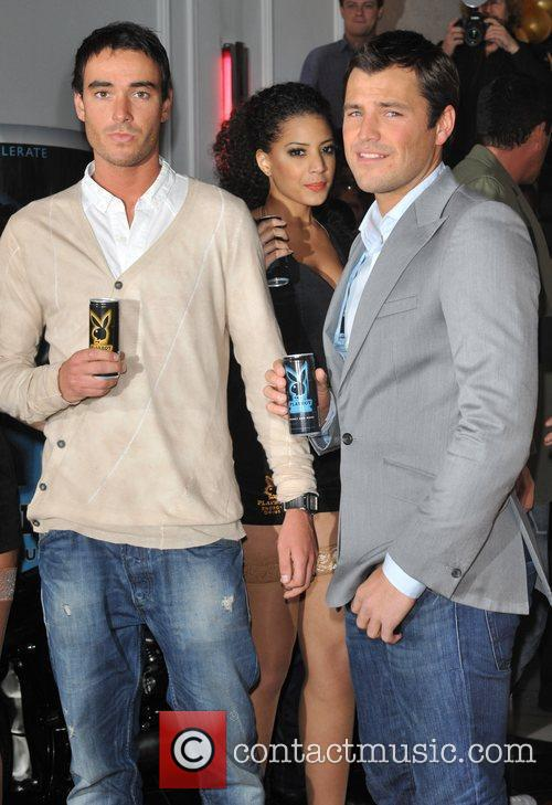 Jack Tweed, Mark Wright and Playboy 1