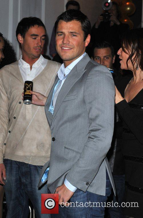 Mark Wright and Playboy 2