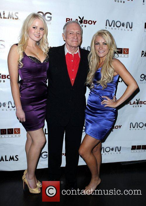 Hugh Hefner, Las Vegas and Playboy 5