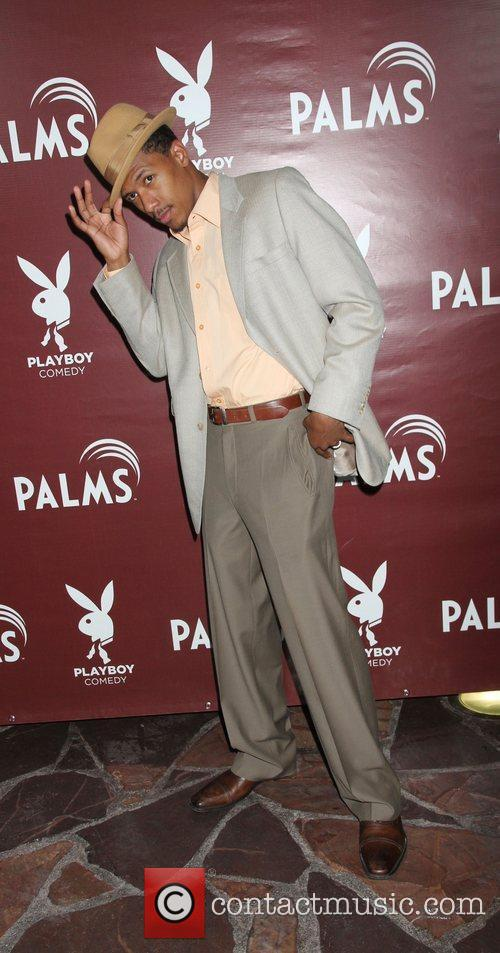 Nick Cannon and Playboy 2