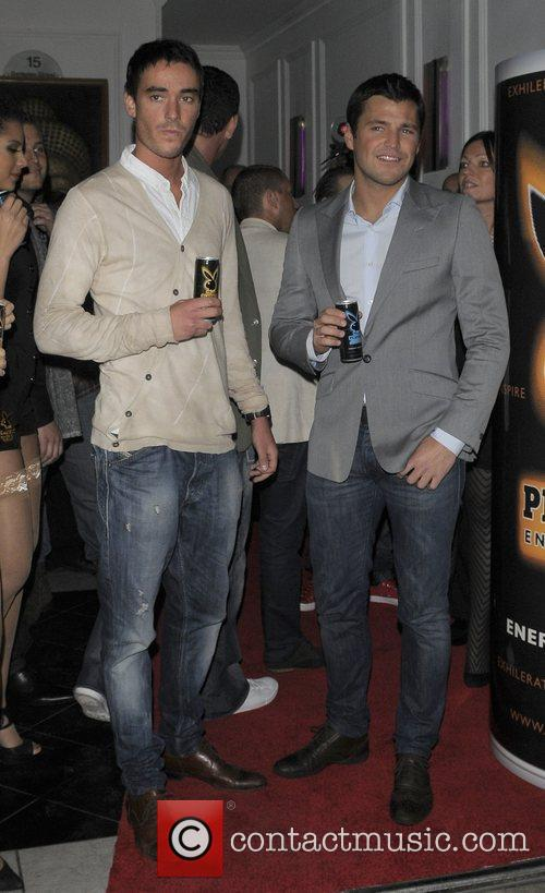 Jack Tweed, Mark Wright and Playboy 4