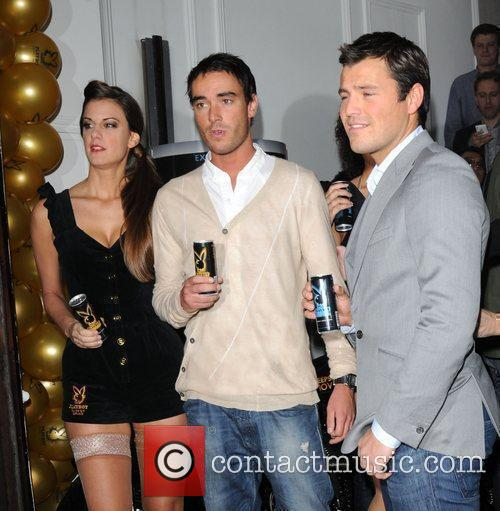 Jack Tweed, Mark Wright and Playboy 5