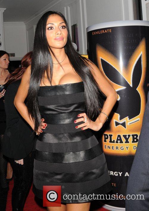 Nicole Scherzinger, Playboy, Funky Buddha