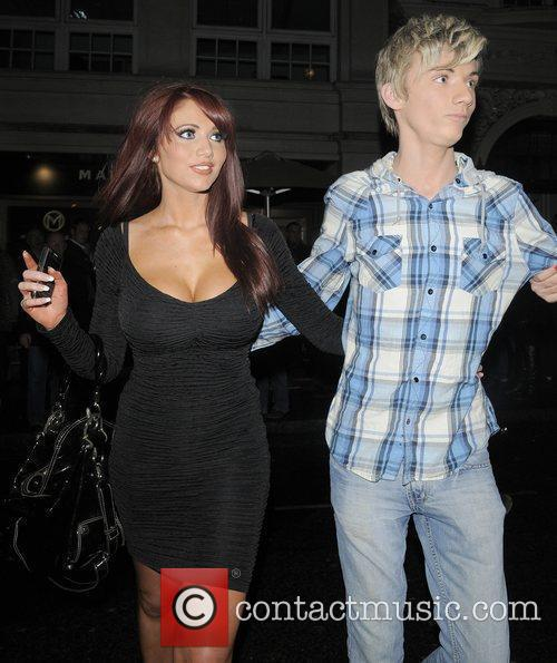 'The Only Way Is Essex' stars Amy Childs...