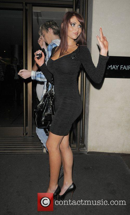 'The Only Way Is Essex' stars Sam Faiers,...