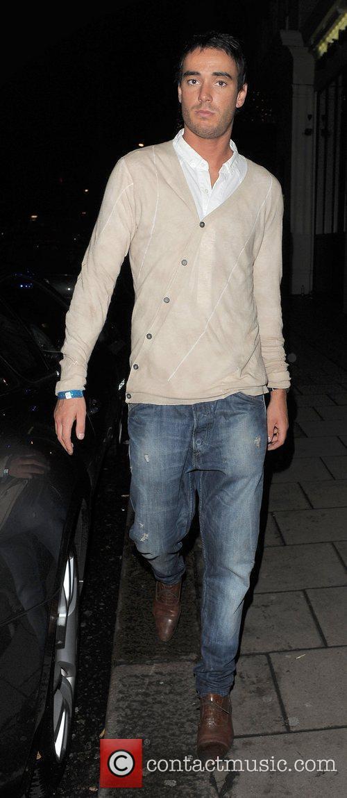 Jack Tweed leaving Funky Buddha nightclub, having attended...
