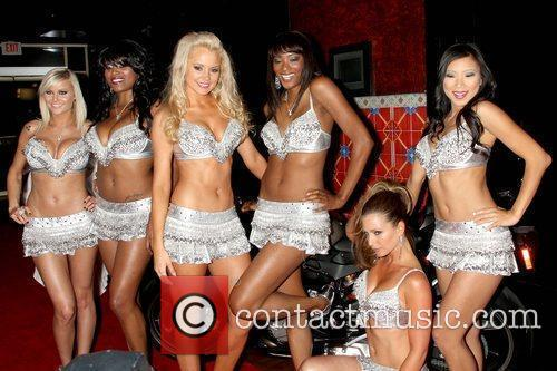 The Playmate Dancers 5