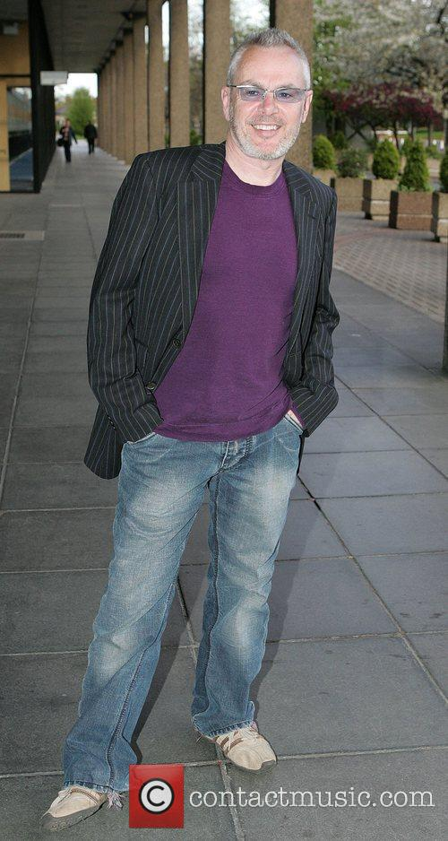 Nick Kershaw  Celebrities arrive at the RTE...