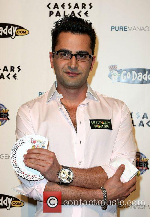 Antonio Esfandiari 6th Annual National Heads-Up Poker Championship...