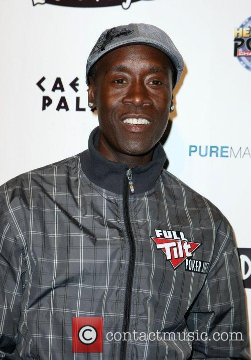 Don Cheadle 6th Annual National Heads-Up Poker Championship...