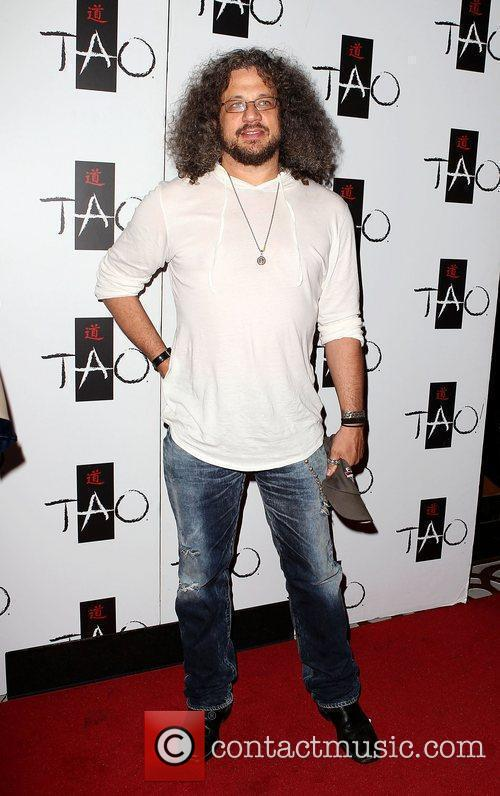 Celebrity Poker Tournament kick-off party at Tao Nightclub...