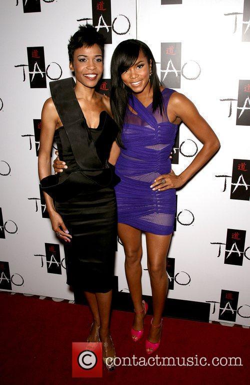 Michelle Williams and Laytoya Luckett 3