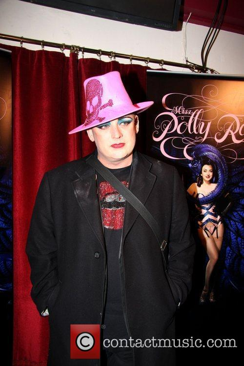 Boy George 'Miss Polly Rae: The All New...