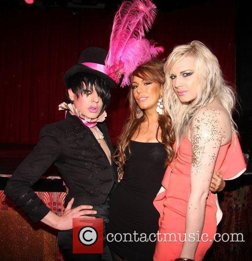 DJ Tasty Tim and guests 'Miss Polly Rae:...