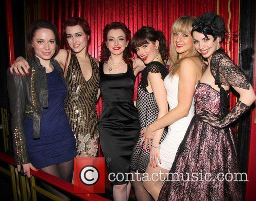 Jennifer White, Rachel Mildoon, Polly Rae, Katie Ella,...