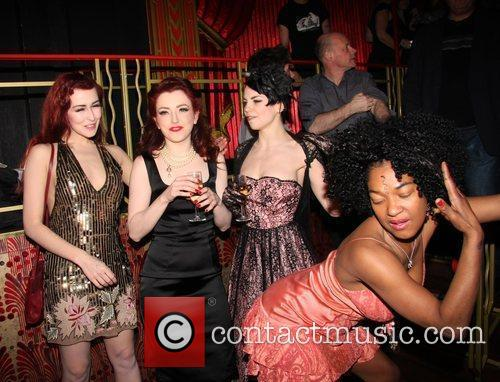 Polly Rae and Cast members 'Miss Polly Rae:...
