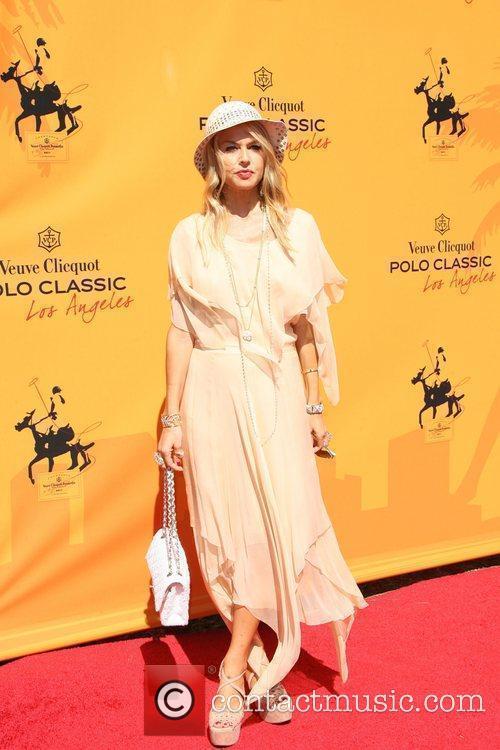 Rachel Zoe 1st Annual Veuve Clicquot Polo Classic...