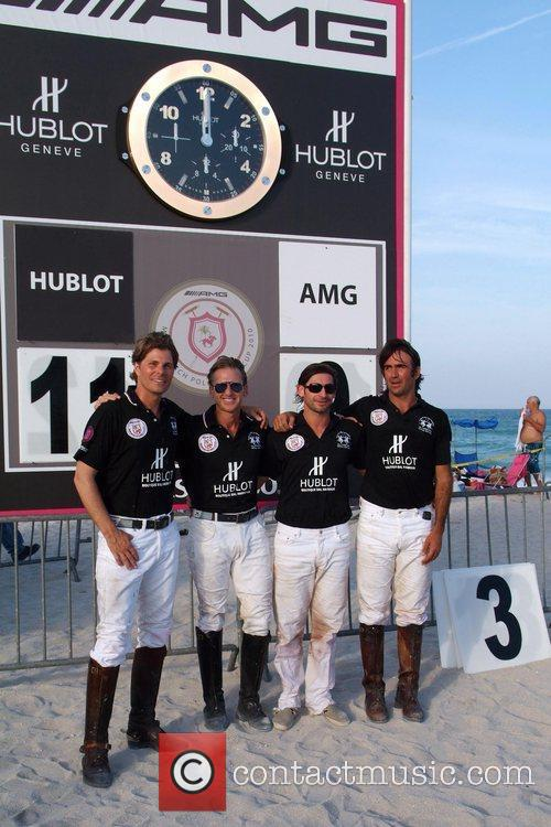Winners The 2010 AMG South Beach Men Polo...