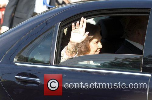 Pope Benedict Xvi and Cathedral 7