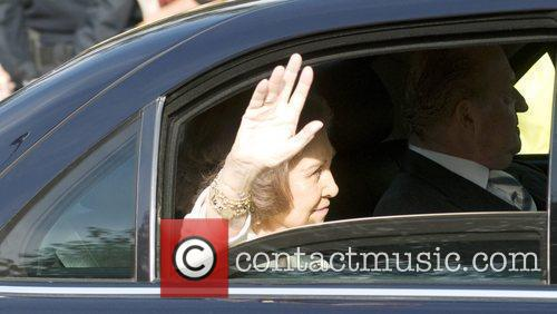 Pope Benedict Xvi and Cathedral 11