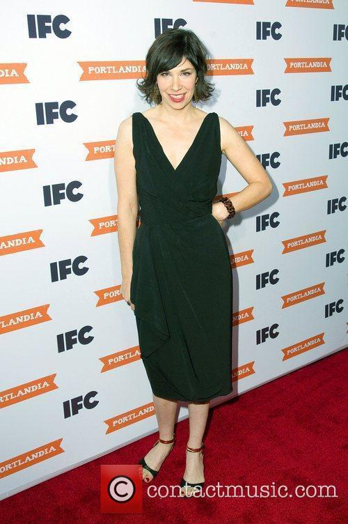 Carrie Brownstein,  at the special screening of...
