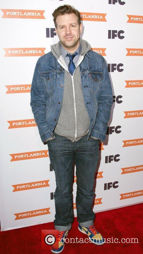 Jason Sudeikis,  at the special screening of...