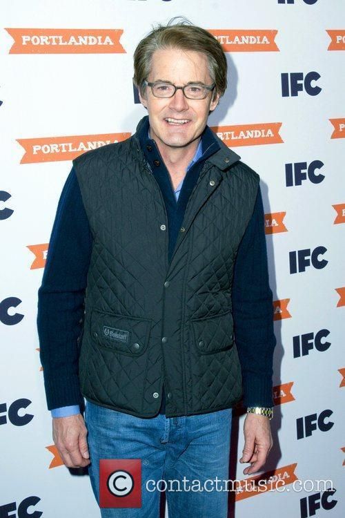 Kyle MacLachlan,  at the special screening of...