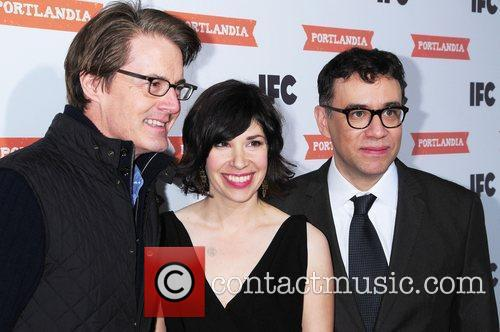Fred Armisen and Kyle Maclachlan 6