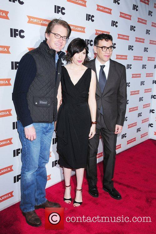 Fred Armisen and Kyle Maclachlan 7
