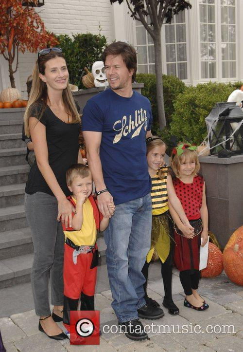 Celebrities at Pottery Barn Kids Halloween Carnival