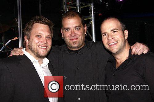 Dan Nycklemoe, Mike Todaro and Peter Rothstein The...