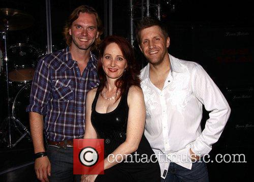 Dieter Bierbrauer, Mary Mossberg and Scott Richard Foster...