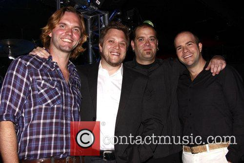 Dieter Bierbrauer, Dan Nycklemoe, Mike Todaro and Peter...