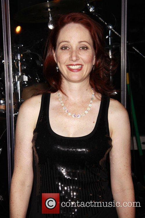 Mary Mossberg The opening night of the Off-Broadway...