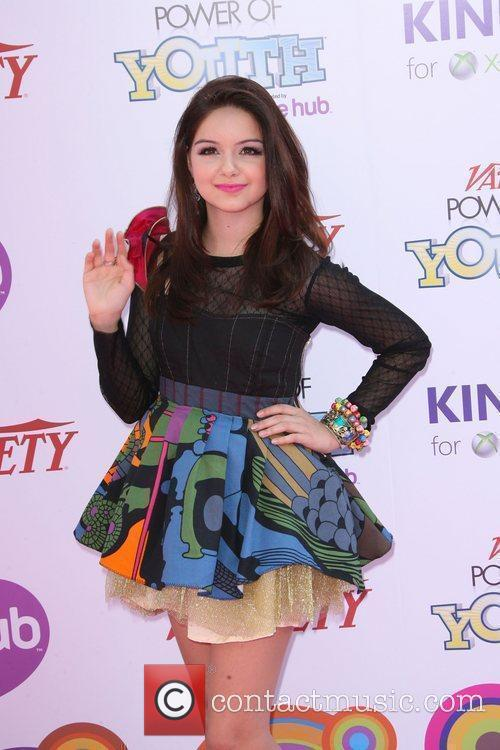 Ariel Winter Variety's 4th Annual Power Of Youth...
